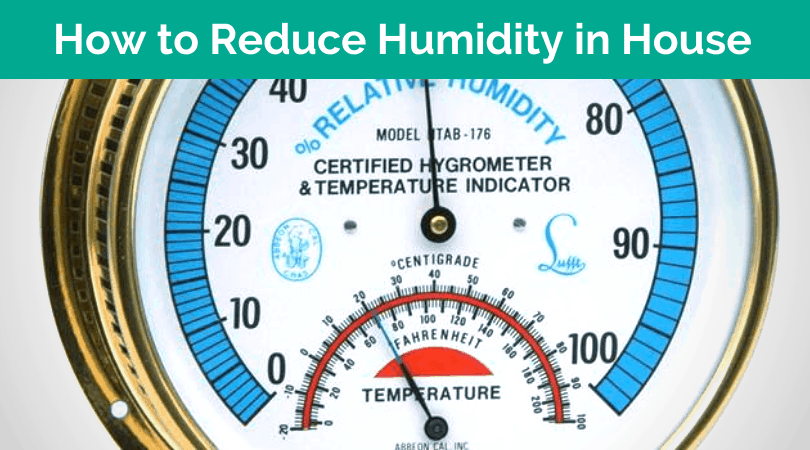 How to Reduce Humidity in House
