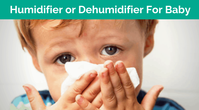 humidifier or dehumidifier for baby